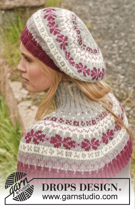 September Set / DROPS 150-19 - Free knitting patterns by DROPS Design