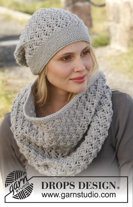 fef0a72161b Autumn Mist   DROPS 150-42 - Free knitting patterns by DROPS Design