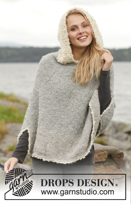 a82818983bfb Little Grey Riding Hood   DROPS 150-50 - Free knitting patterns by DROPS  Design