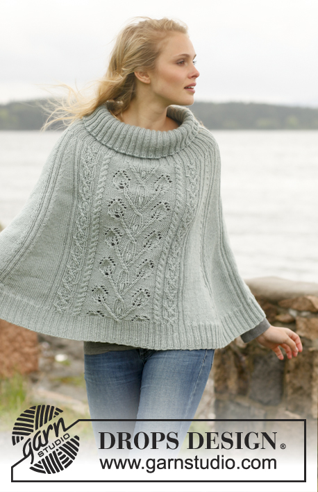 Frozen Ivy / DROPS 151-2 - Free knitting patterns by DROPS ...