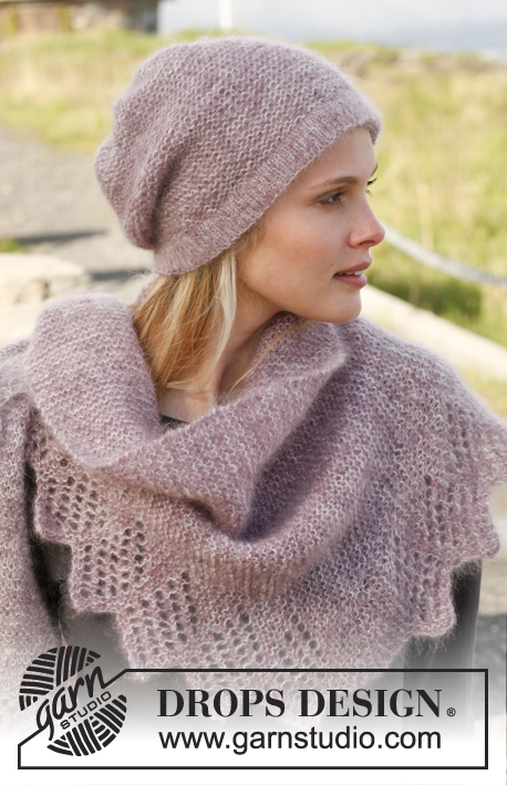 4dc3859df19 Ladylike   DROPS 151-8 - Free knitting patterns by DROPS Design