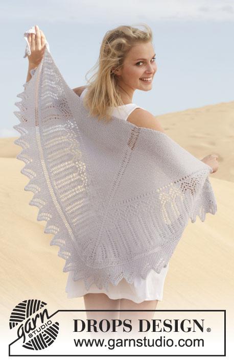 scarpe eleganti negozio online prezzi al dettaglio Butterfly Dance / DROPS 153-2 - Modelli di maglia gratuiti ...