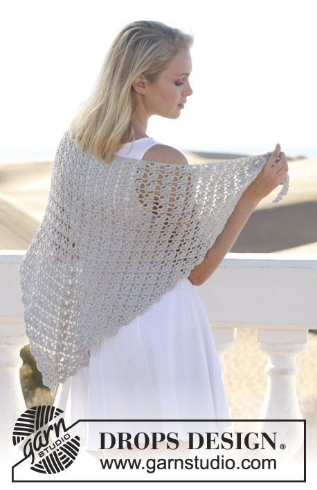 Forget Me Knot Drops 153 20 Free Crochet Patterns By Drops Design
