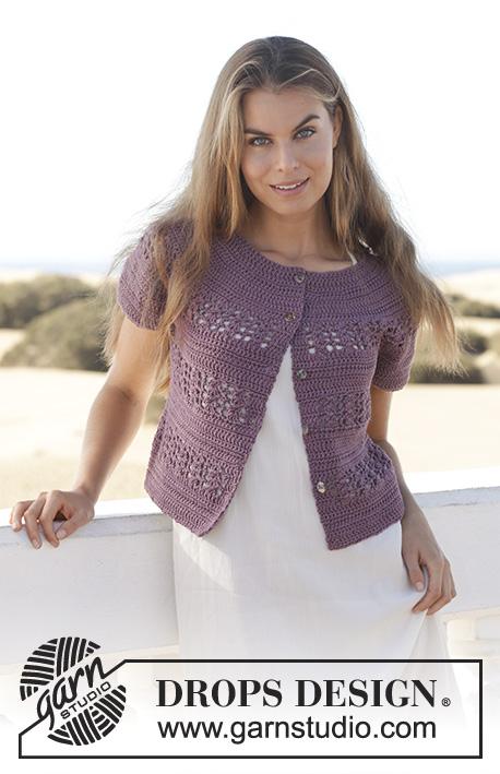 ef063aeca297 Darling Please   DROPS 154-37 - Free crochet patterns by DROPS Design