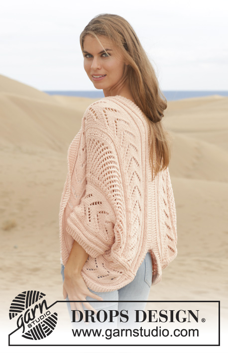 Summer Snug Drops 154 8 Free Knitting Patterns By Drops Design