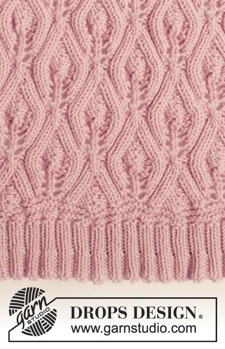 Bellevue / DROPS 155-36 - Free knitting patterns by DROPS Design