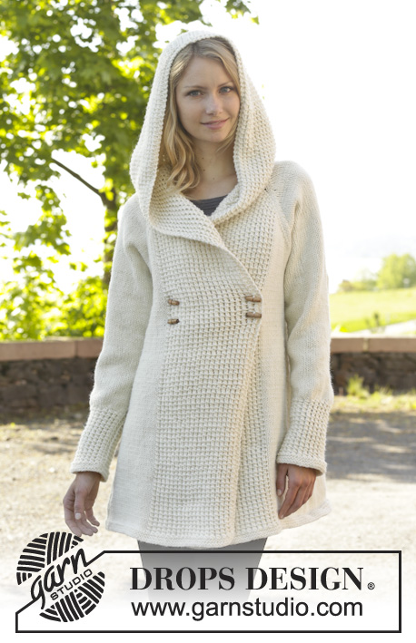 Snow Princess Drops 156 1 Free Knitting Patterns By Drops Design