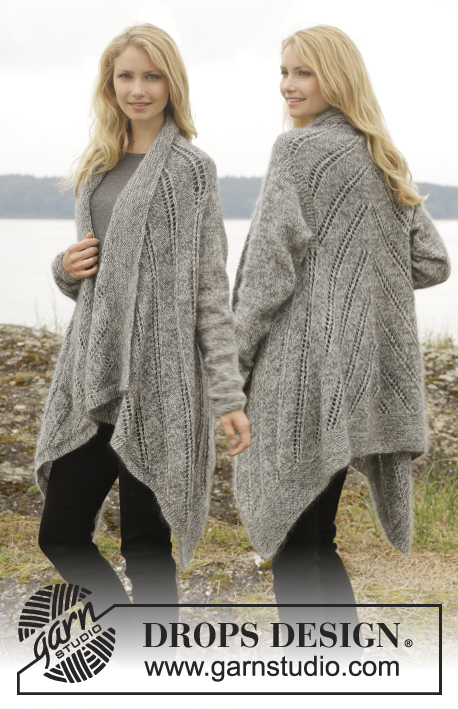 First in Line / DROPS 156-25 - Free knitting patterns by ...