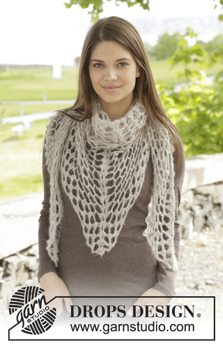 Overcast Drops 156 44 Free Crochet Patterns By Drops Design