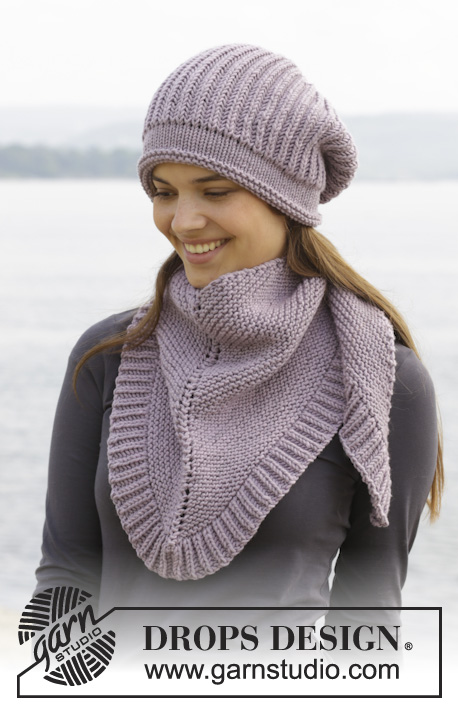 f3b4716c3e3 Mathilde   DROPS 156-47 - Free knitting patterns by DROPS Design