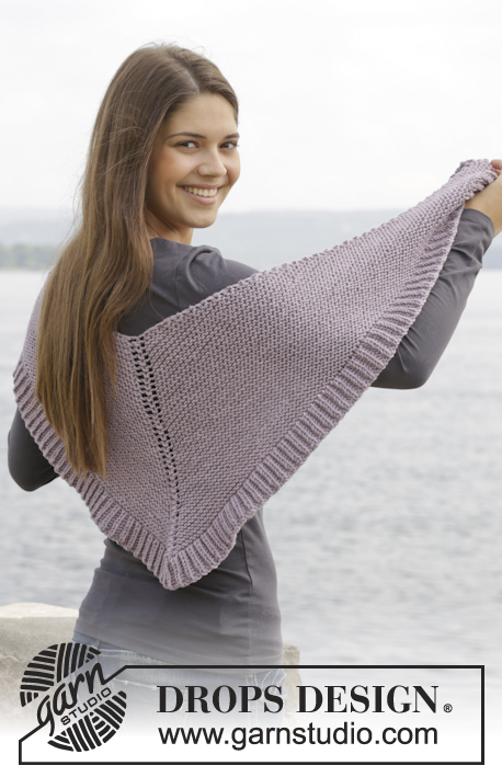 Mathilde / DROPS 156-47 - Free knitting patterns by DROPS Design