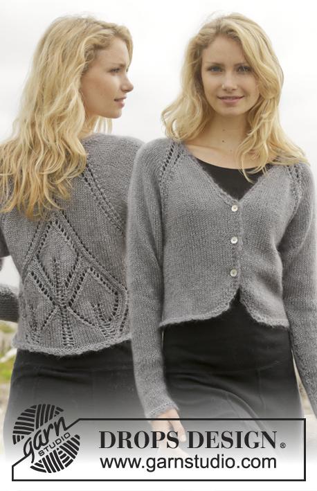 Diamonds and pearls drops 157 12 modelli di maglia for Modelli di casa gratuiti