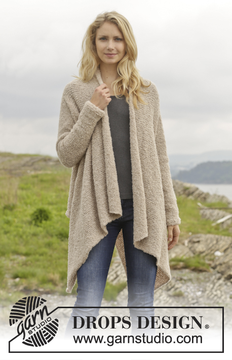 Ballade Drops 158 28 Free Knitting Patterns By Drops Design