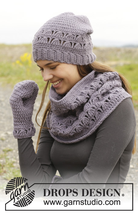 Tell Me Drops 158 41 Free Crochet Patterns By Drops Design