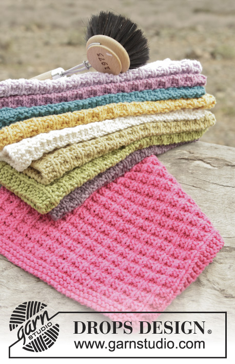 Free Cotton Knitting Patterns : Free Cotton Knitting Patterns - Housewives Hobbies