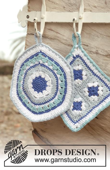 Kitchen Help Drops 162 38 Free Crochet Patterns By Drops Design