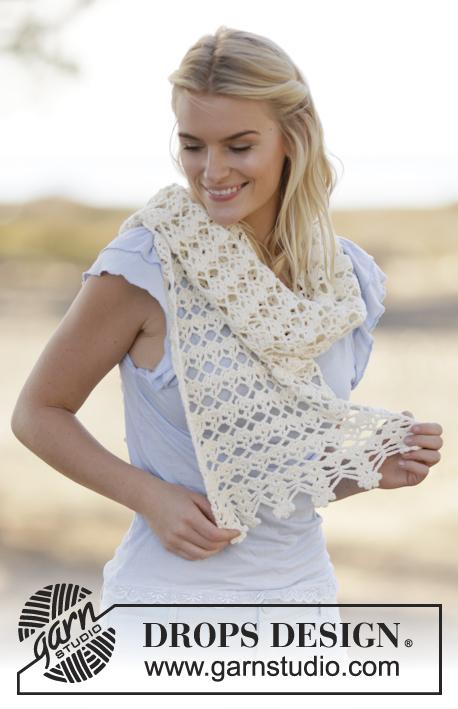 Mary Jo Drops 162 8 Free Crochet Patterns By Drops Design