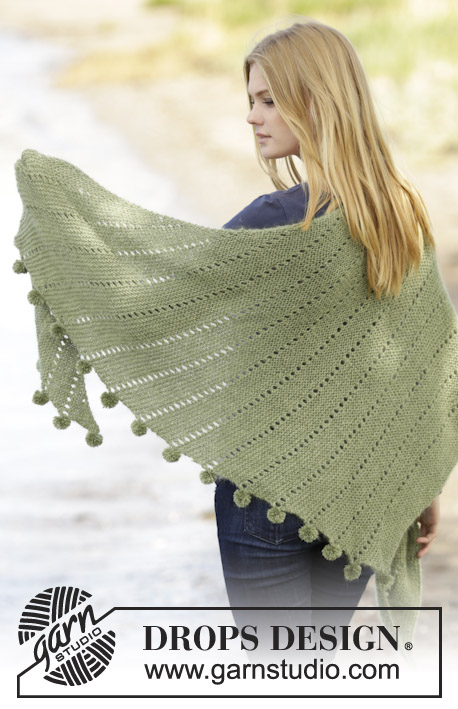 Valley Girl Drops 164 2 Free Knitting Patterns By Drops Design