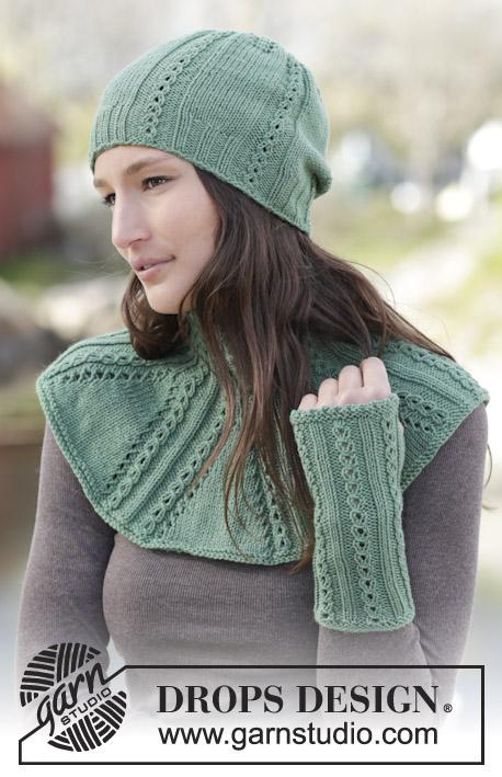 modele gratuit tricot drops