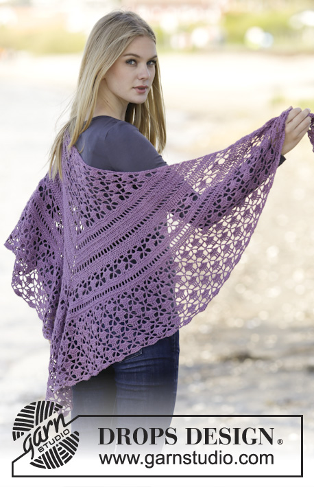 Evening In Paris Drops 165 11 Free Crochet Patterns By Drops Design