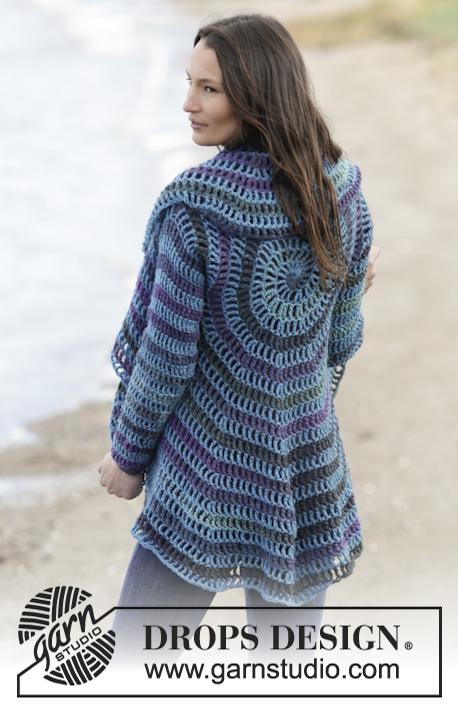 Drops Design Crochet Patterns