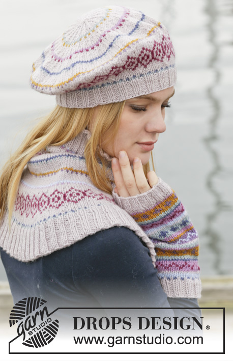 fc83098dde0bd Sweet As Candy Set   DROPS 165-5 - Free knitting patterns by DROPS ...