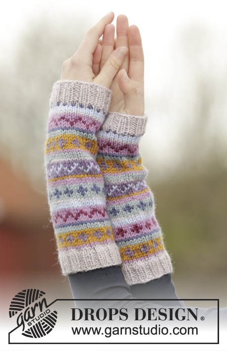 Sweet As Candy Set Drops 165 5 Free Knitting Patterns By Drops