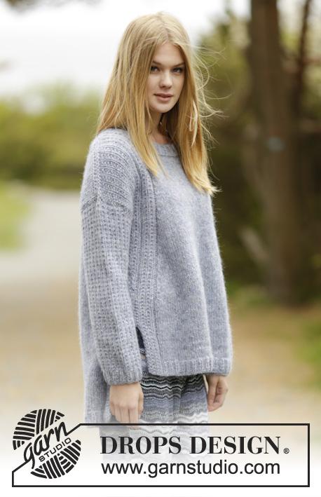 be2ec6e45 Sigrid   DROPS 166-18 - Free knitting patterns by DROPS Design