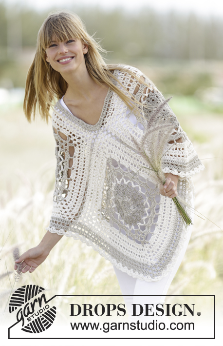 Midsummer Joy Drops 167 14 Free Crochet Patterns By Drops Design