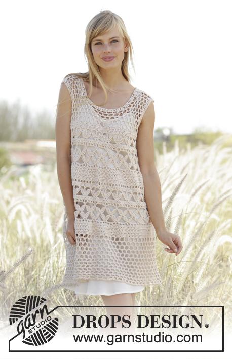 Summer Bliss Drops 167 18 Free Crochet Patterns By Drops Design