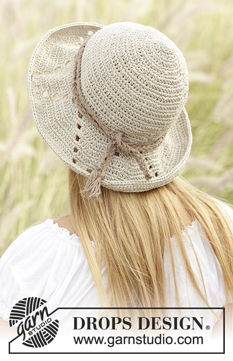 My Girl   DROPS 167-8 - Free crochet patterns by DROPS Design d0aaeaa5264