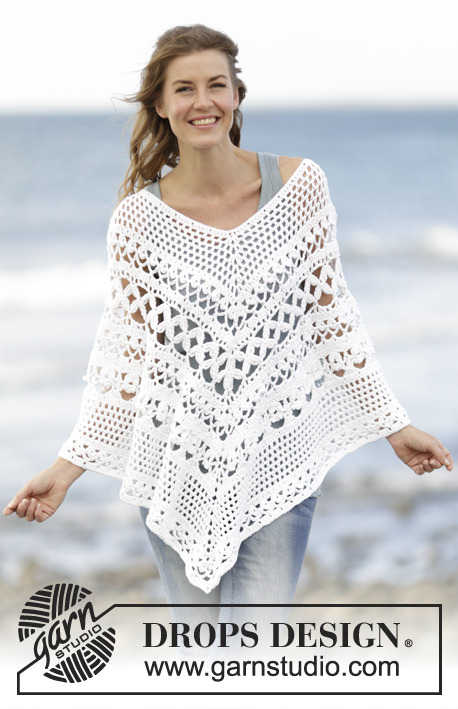 Lights Embrace Drops 169 4 Free Crochet Patterns By Drops Design