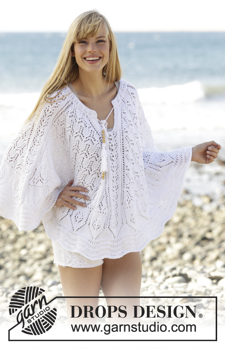 Angelica Drops 170 25 Free Knitting Patterns By Drops Design