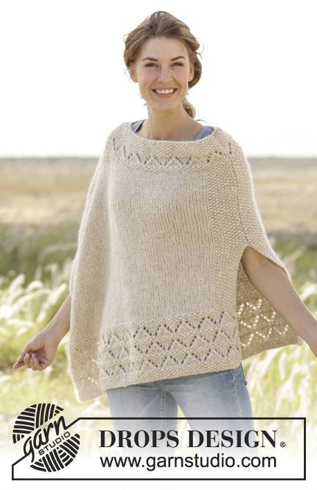So Classy! / DROPS 170-28 - Free knitting patterns by DROPS Design