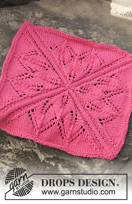 Kitchen Star Drops 170 36 Free Knitting Patterns By Drops Design