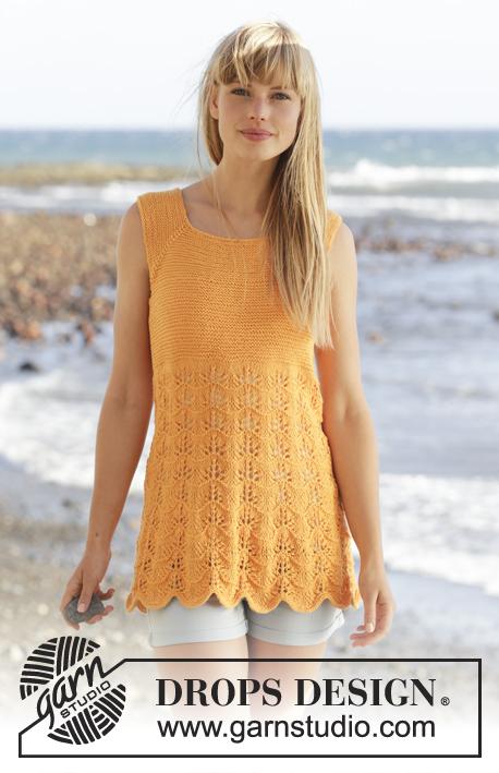 Sunkissed drops 170 6 modelli di maglia gratuiti di for Modelli di casa gratuiti