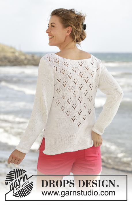 Sunny Day Drops 170 8 Free Knitting Patterns By Drops Design