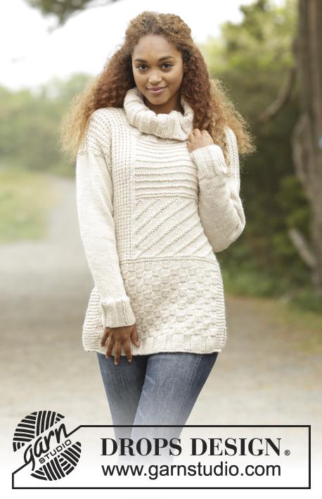 Blanchard / DROPS 172-15 - Free knitting patterns by DROPS Design