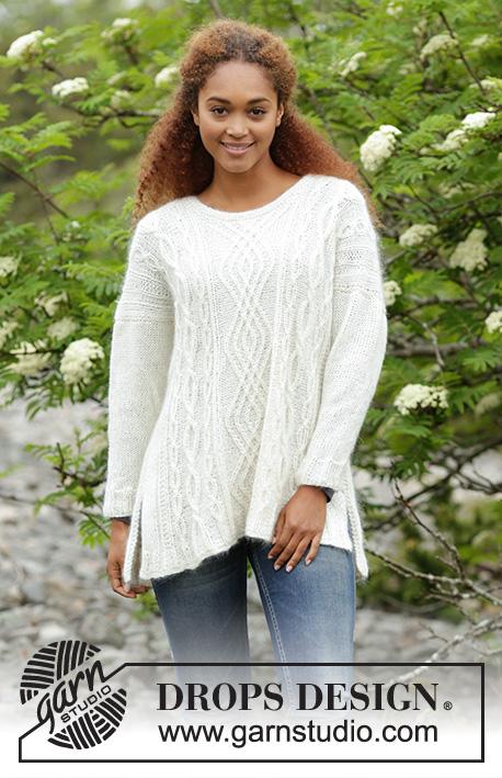 Irish Winter Drops 172 2 Free Knitting Patterns By Drops Design