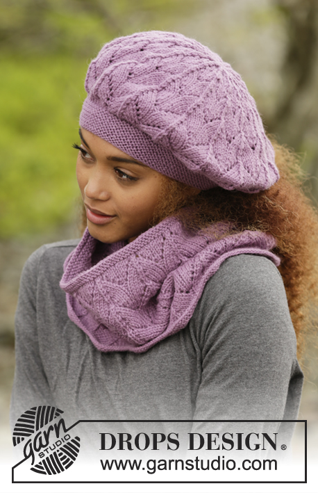 Myra Drops 172 8 Free Knitting Patterns By Drops Design