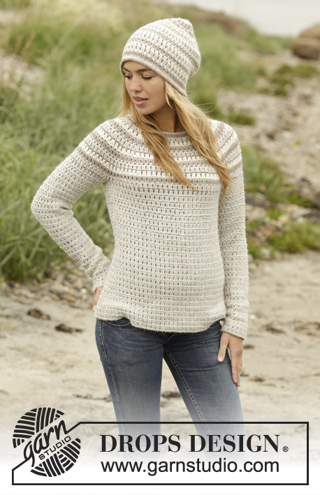 Misty Mountain / DROPS 173-37 - Free crochet patterns by DROPS Design