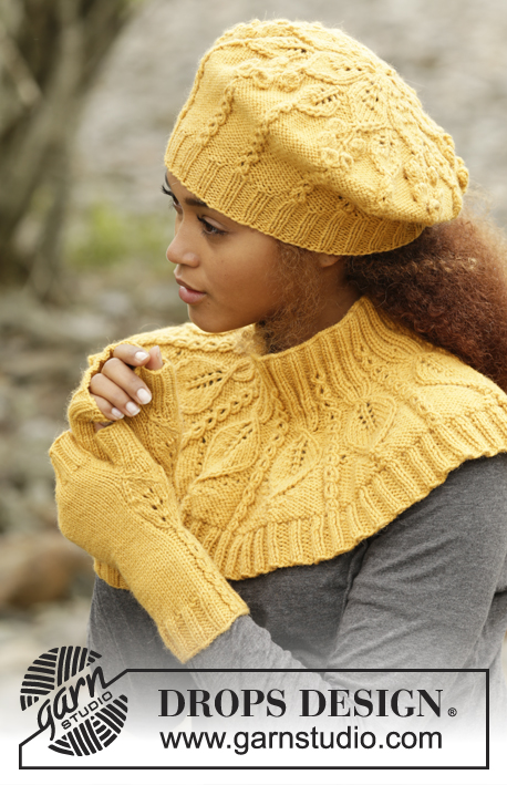 Hello Sunshine Drops 173 43 Free Knitting Patterns By Drops Design