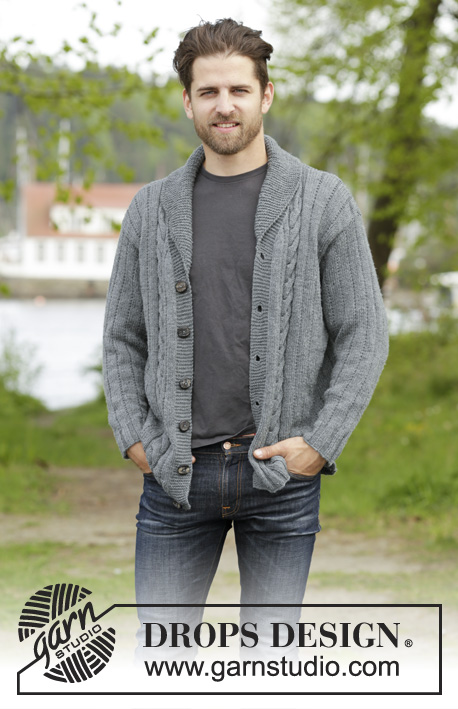 Jackson Drops 174 1 Free Knitting Patterns By Drops Design