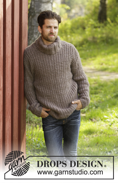 Silverwood Drops 174 23 Free Knitting Patterns By Drops Design