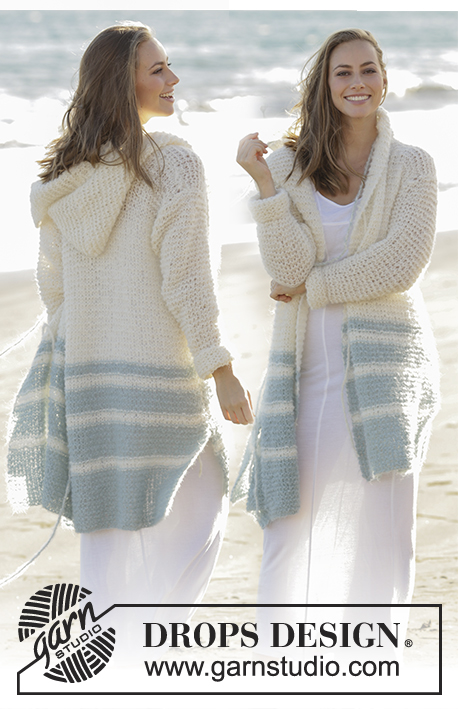 Driftwood / DROPS 175-2 - Free knitting patterns by DROPS Design