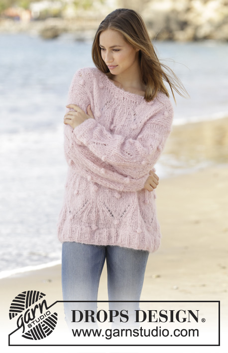 Candied Almonds Drops 176 11 Free Knitting Patterns By Drops Design