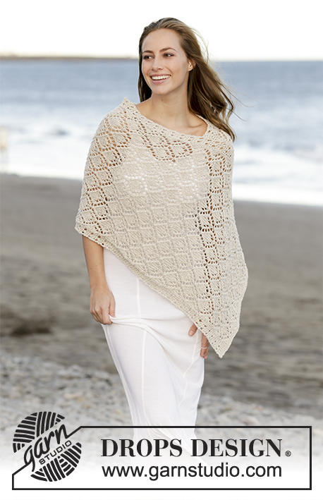 Inayah / DROPS 176-25 - Free knitting patterns by DROPS Design