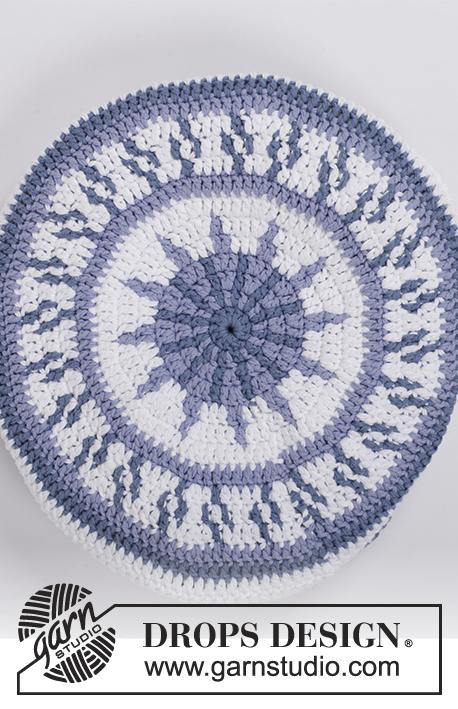 Carried Away Drops 177 1 Modèles Crochet Gratuits De Drops Design