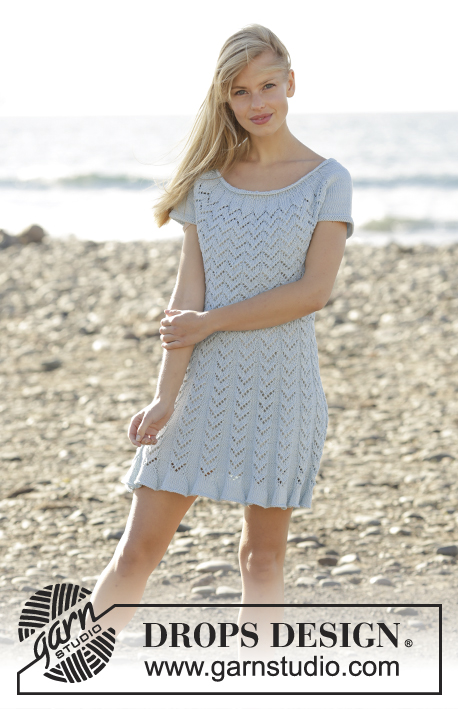 Marie Drops 177 7 Free Knitting Patterns By Drops Design