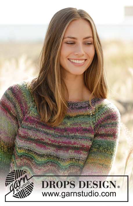 4d3501ad8 Spring Forest   DROPS 178-27 - Free knitting patterns by DROPS Design